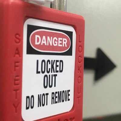 Lockout/Tagout Refresher for Managers